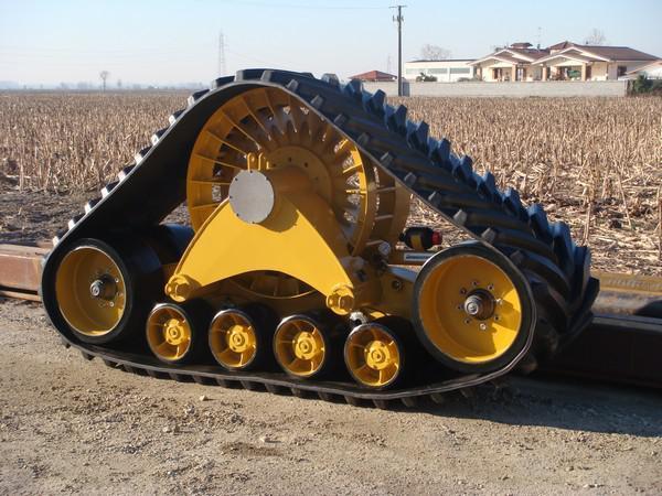 гусеницы для трактора
