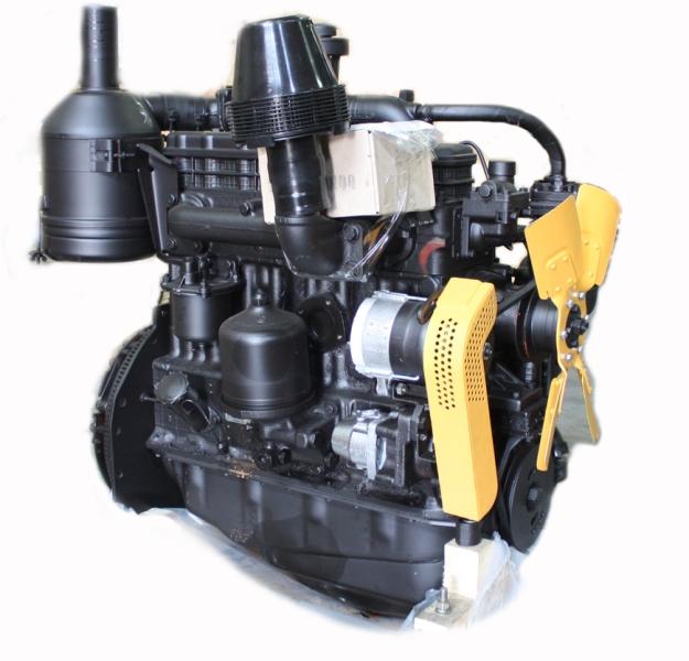 двигатель трактора МТЗ